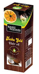 Keshu Gold Hair Oil