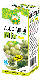 Aloe Amla 50-Fifty Juice