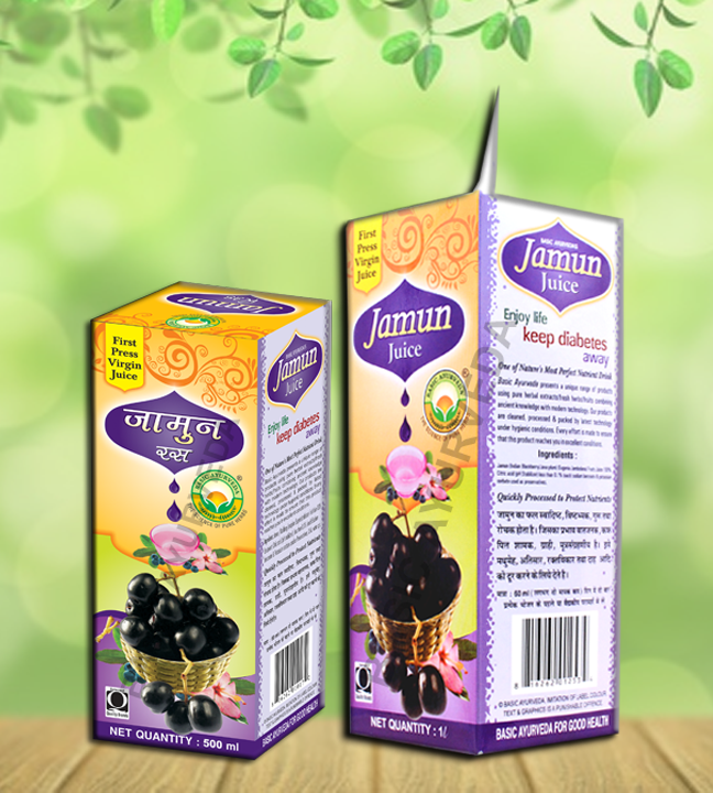 Jamun Ras (Indian Black Berry)