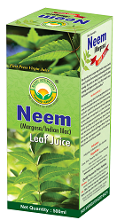 Neem Leaf Juice